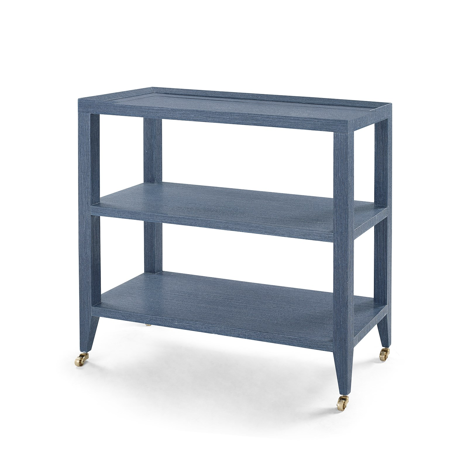 isadora console table navy blue bungalow 5. Black Bedroom Furniture Sets. Home Design Ideas