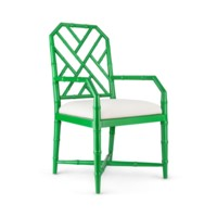 Jardin Armchair, Emerald Green