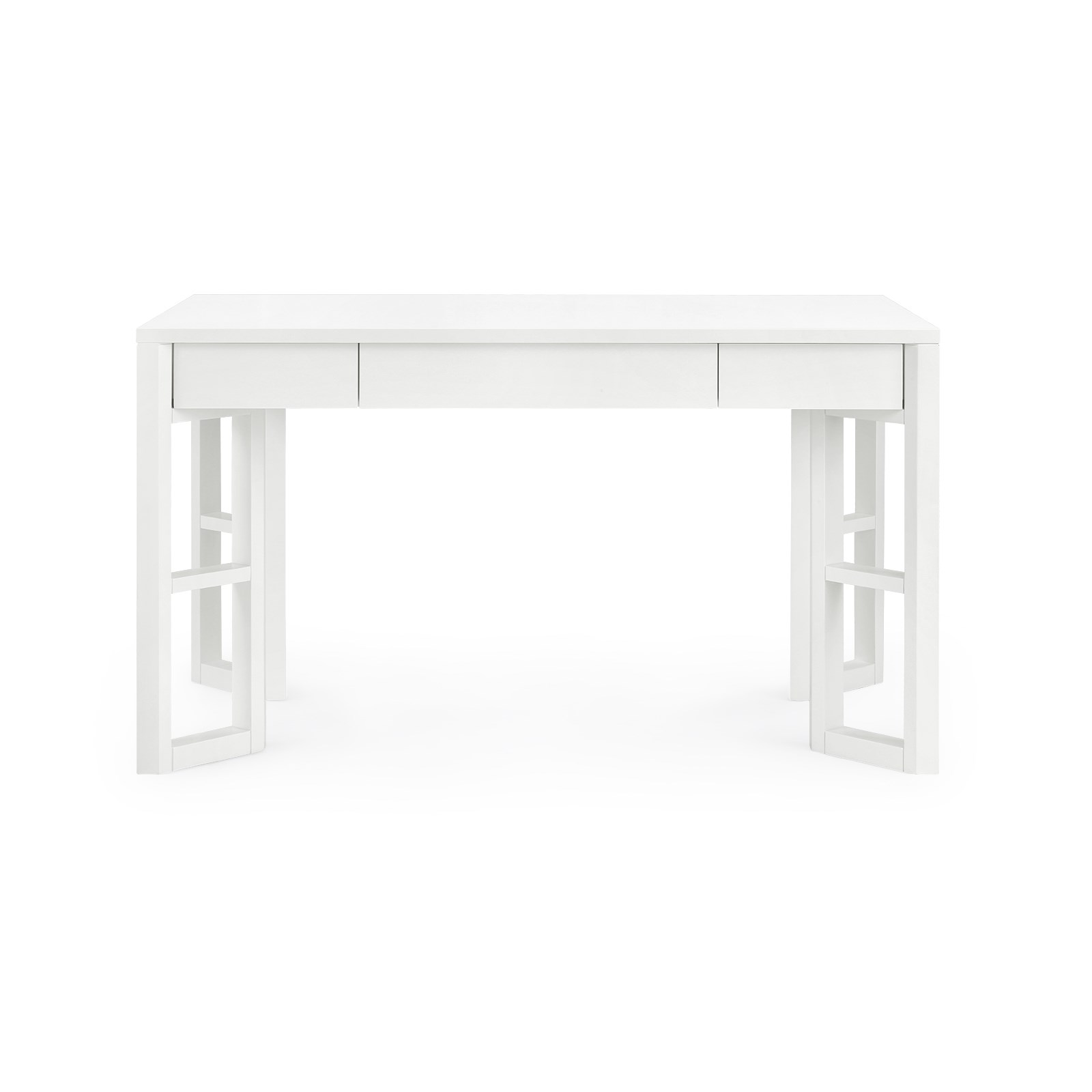 langham desk white bungalow 5 bungalow 5 white lacquered