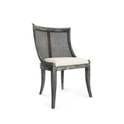 'Monaco Armchair, Gray