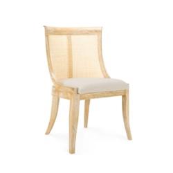 'Monaco Armchair, Natural