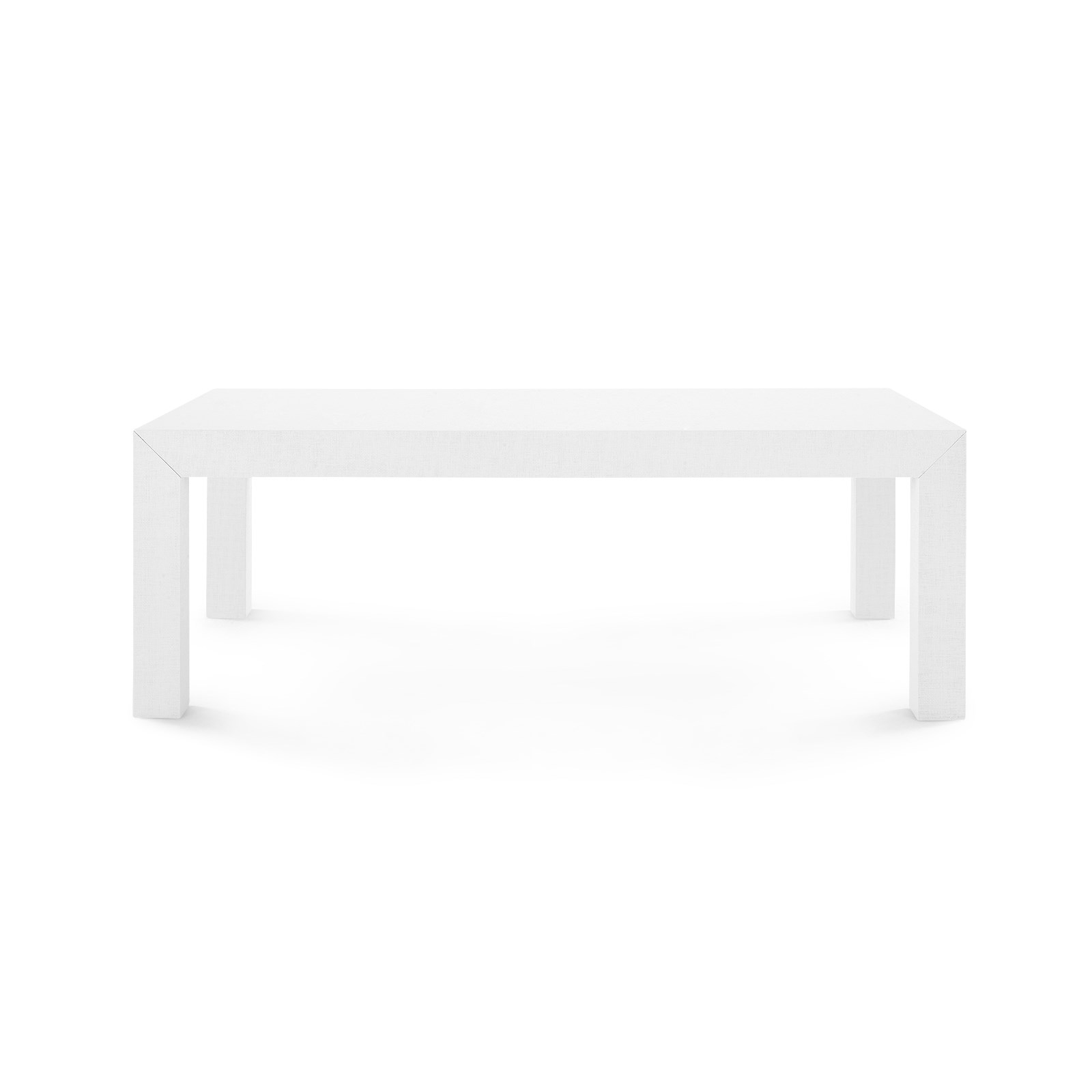 Parson coffee table in navy blue bungalow 5 - Parsons Coffee Table White